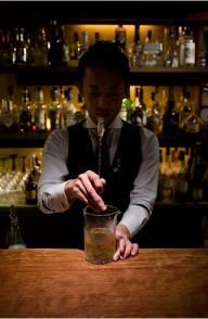 BAR Bottmos-UP Bartender:常岡大祐