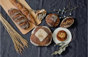 coboto bakeryのパン