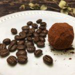 ホンジュラス産コーヒーのトリュフ