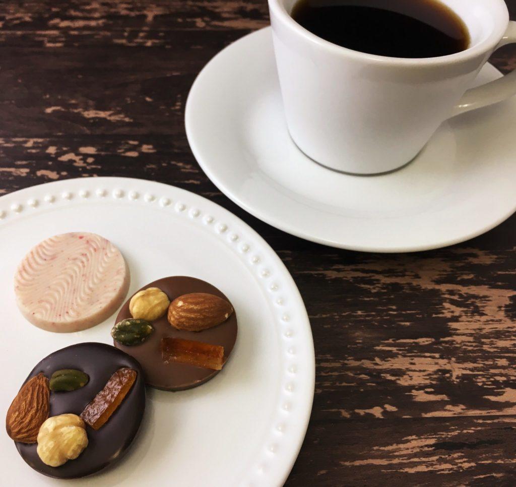 コーヒー チョコレート マンディアン