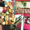 チョコレートのクリスマスツリー