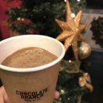 ホットチョコレート ショコラショー ハイチ産カカオ70%
