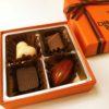 ボンボンショコラ4個入り チョコレートブランチ